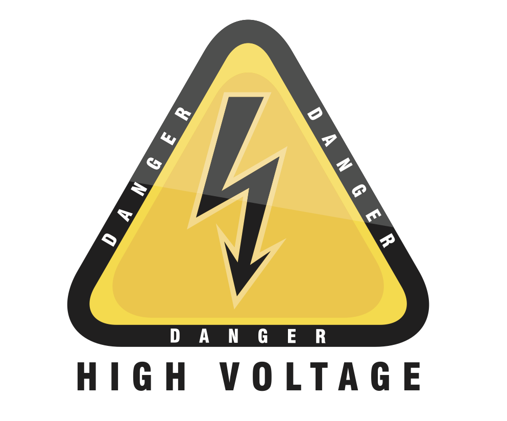 high voltage ikon